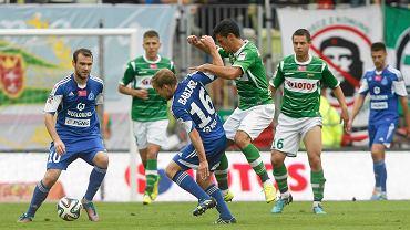 W poprzednim meczu Ekstraklasy Ruch Chorzów zremisował z Lechia Gdańsk