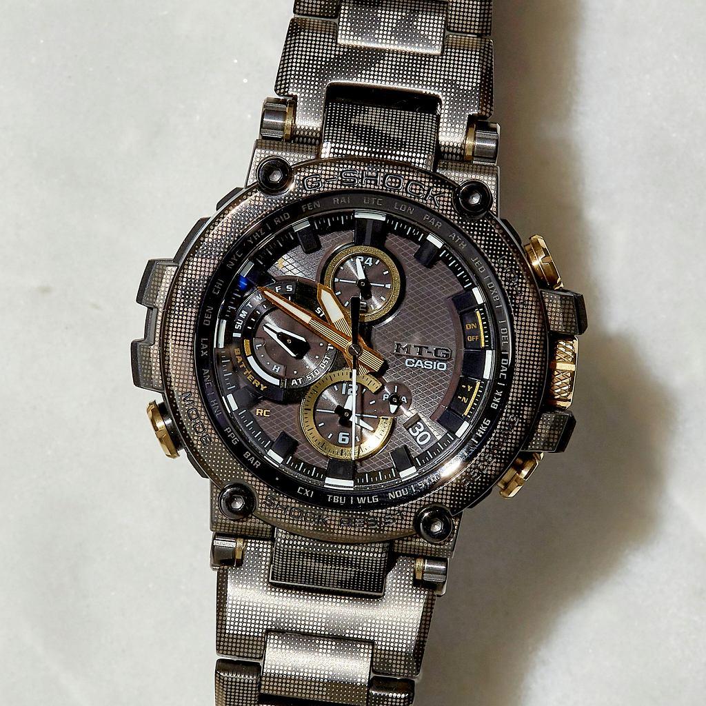 G-Shock Exclusive, nr ref. MTG-B1000DCM-1AER, 5990 zł