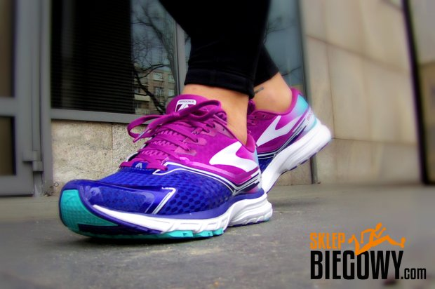 jakie buty do biegania,Buty startowo-treningowe, Brooks Launch