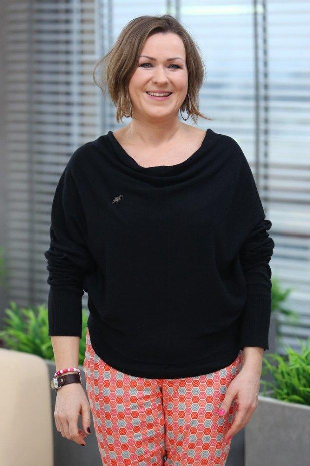 Justyna Majkowska w 2014 roku