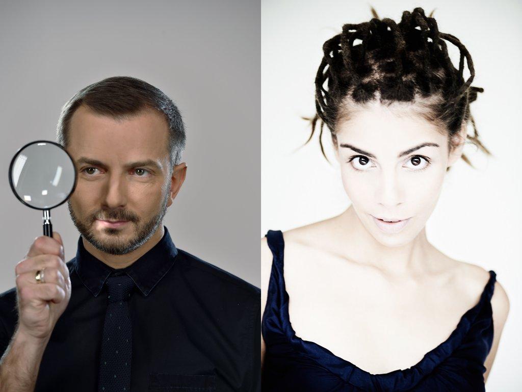 Tomasz Rożek, Marita Albán Juárez