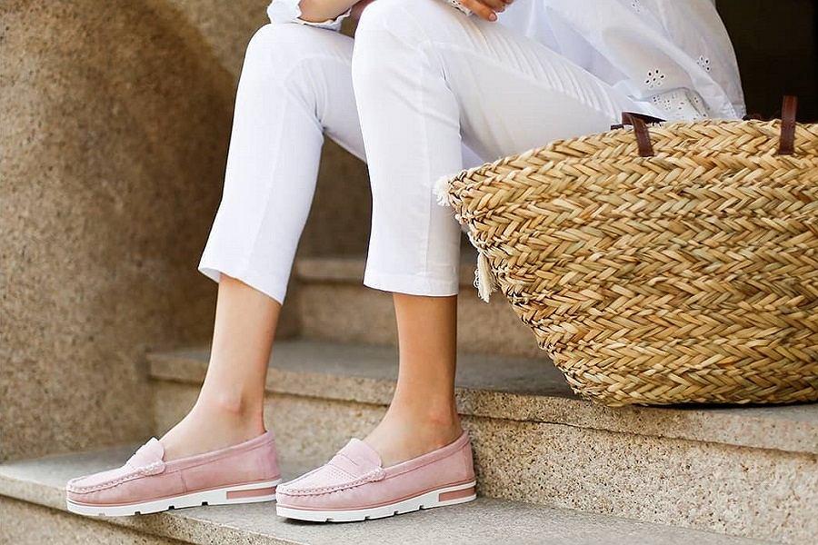 Buty z letniej kolekcji Venezia
