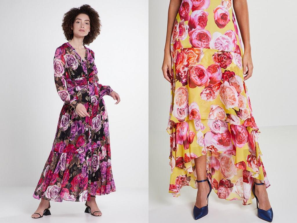 sukienki i spódnice z wyprzedaży Pinko
