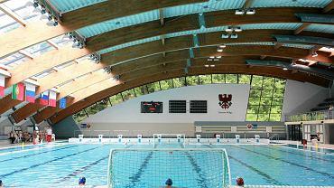 Basen w Centrum Sportowo Rekraacyjnym Słowianka - zdjęcie ilustracyjne