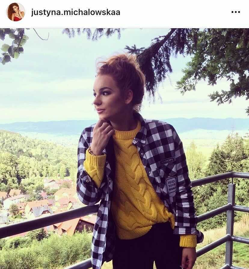 Justyna z 'Hotelu Paradise'