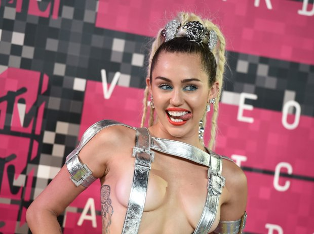 Miley Cyrus na 2015 MTV Video Music Awards