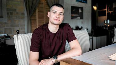 Nicolas Szerszeń, nowy zawodnik Asseco Resovii