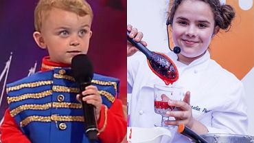 """Rafał z """"Mam talent"""" ma już 10 lat, a Natalia z """"MasterChefa"""" została tiktokerką. Co słychać u młodych gwiazd talent show?"""