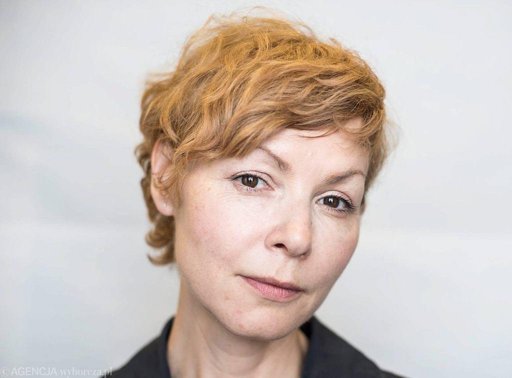 Agnieszka Glińska / Agnieszka Glińska Fot.KORNELIA GŁOWACKA-WOLF