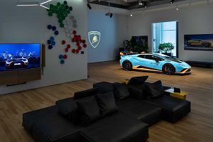VIP club od Lamborghini. Wejdzie się tam tylko na zaproszenie