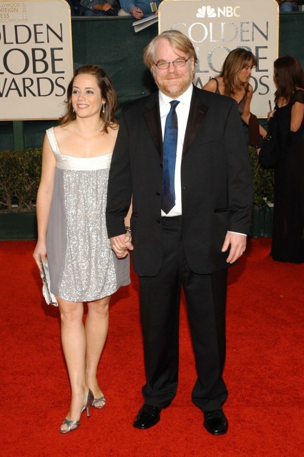 Mimi O'Donnell, Philip Seymour Hoffman