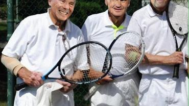 Nadal, Federer i Djoković od lat dominują w męskim tenisie