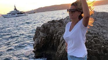Bardzo szczupła Karolina Szostak: 'Nie jest ważne, ile ważymy, ale jak się czujemy'