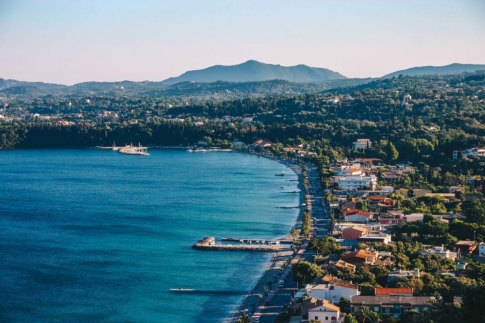 Wypoczynek na Korfu