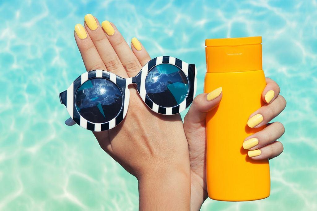 Jak dbać o dłonie latem?
