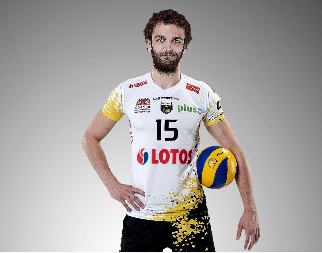 Mateusz Mika - Lotos Trefl Gdańsk
