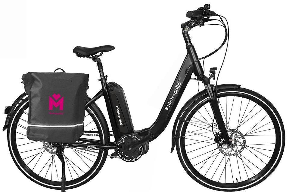 Znalezione obrazy dla zapytania: rower elektryczny gzm