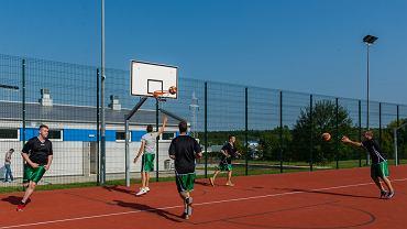 Siłownie, place zabaw, boiska - tereny rekreacyjne w Białymstoku