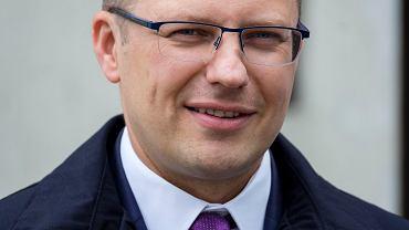 Kandydat na prezydenta Rzeszowa Marcin Warchoł