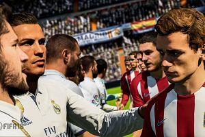 Najlepsza dziesiątka piłkarzy w grze FIFA 18