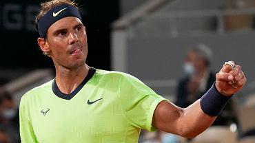 Rafael Nadal o porażce z Djokoviciem.