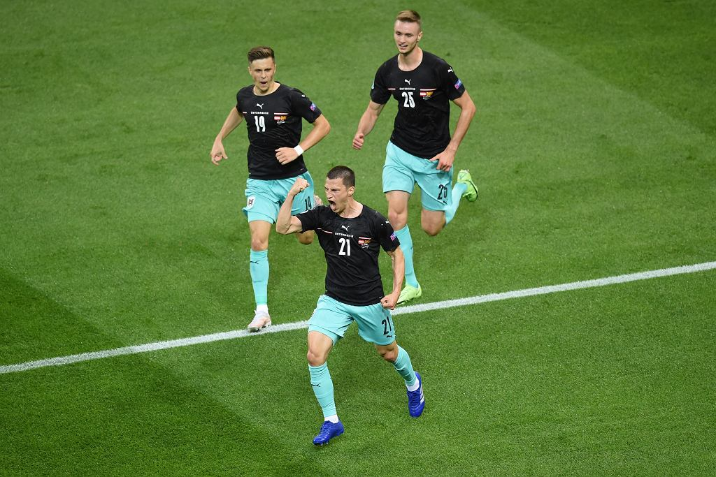 Romania Austria North Macedonia Euro 2020 Soccer