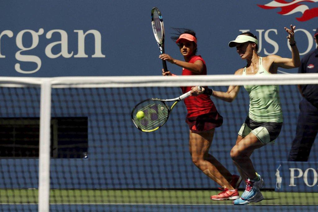 Sania Mirza i Martina Hingis