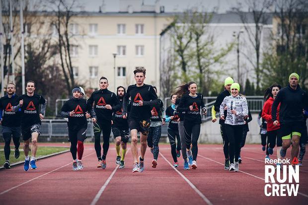 ceny odprawy uważaj na ekskluzywny asortyment Trenuj z własną ekipą Reebok Run Crew [konkurs]