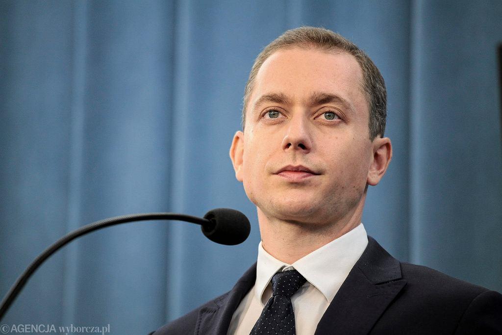 Cezary Tomczyk, przewodniczący klubu parlamentarnego KO