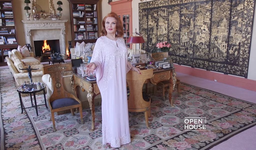 Dom Georgette Mosbacher
