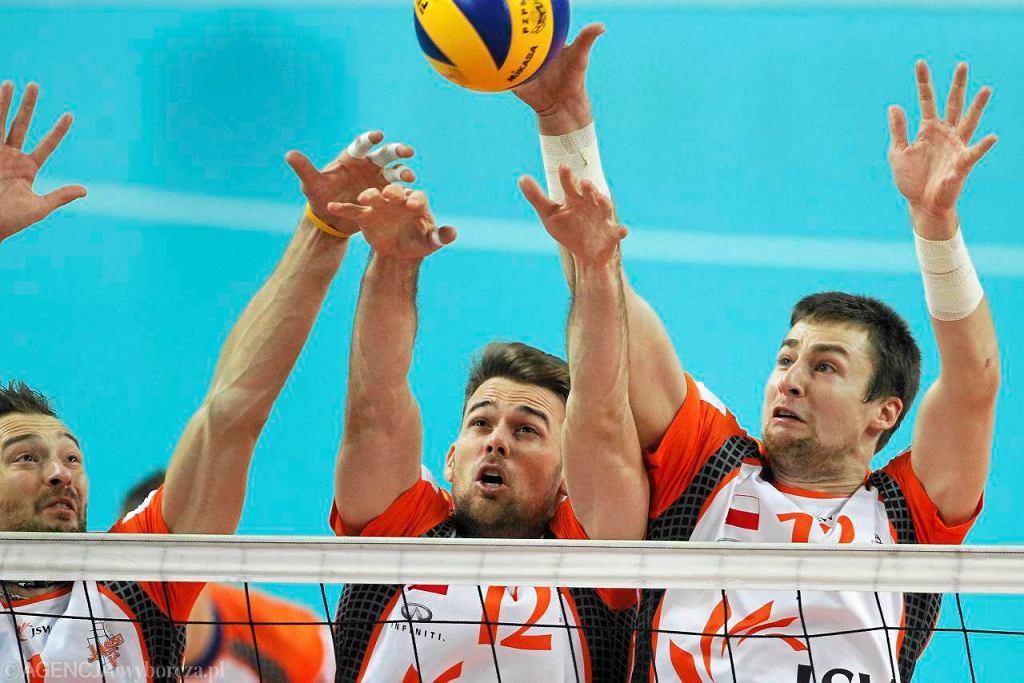 Michał Kubiak (z prawej)