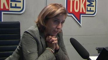 """Dominika Wielowieyska w """"Poranku Radia TOK FM"""""""
