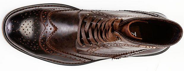Akademia stylu: buty, buty, akademia stylu, moda męska, Buty z kolekcji Kazar, cena: 389 zł