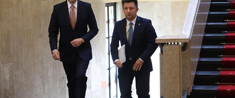 """Dworczyk miał namawiać premiera do decyzji z datą wsteczną. """"To przestępstwo"""""""