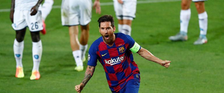 Barcelona zadbała o emocje do samego końca. Mimo trzech strzelonych goli, drżała o wynik. Milik strzelił ze spalonego