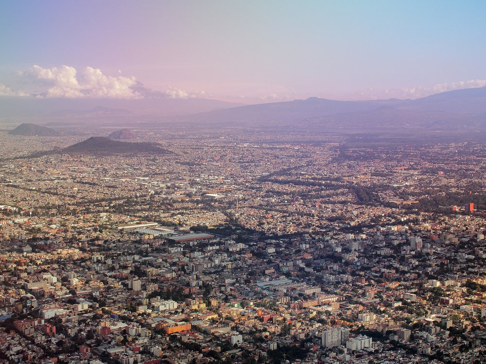 Mexico City/ Fot. Shutterstock