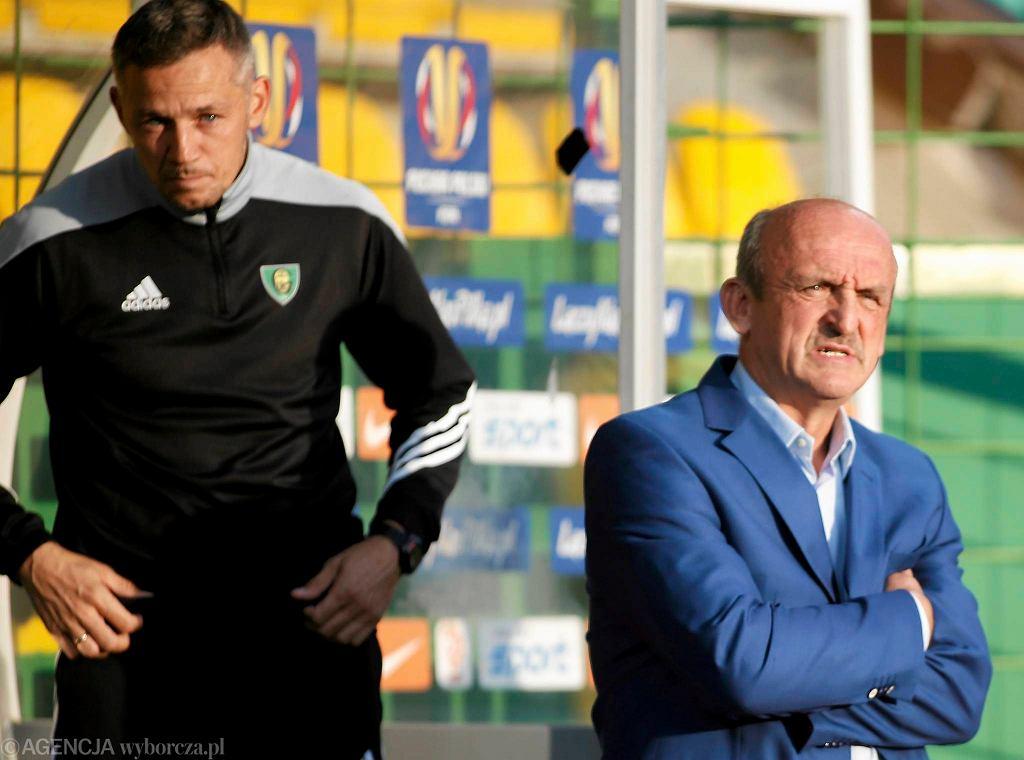 Trener Piotr Piekarczyk