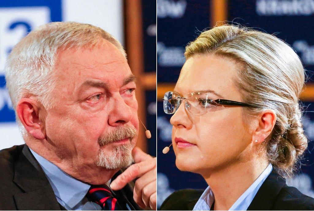 Wybory samorządowe 2018 w Krakowie. W drugiej turze zmierzą się Jacek Majchrowski oraz Małgorzata Wassermann.
