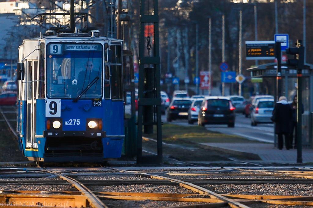 Krakowski tramwaj (zdjęcie ilustracyjne)