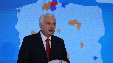 Wiceminister Kraska