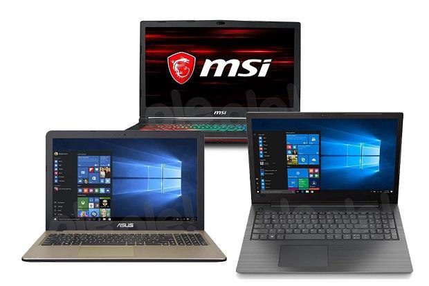Laptopy objęte akcją - nasz wybór