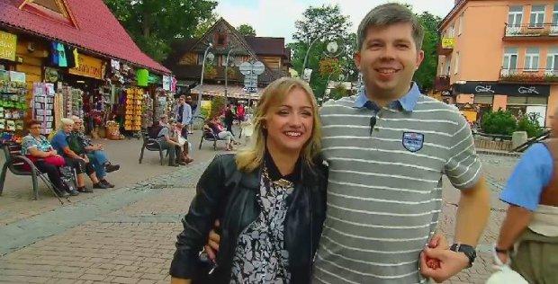 Paweł Szakiewicz i Natalia Wodzianowska