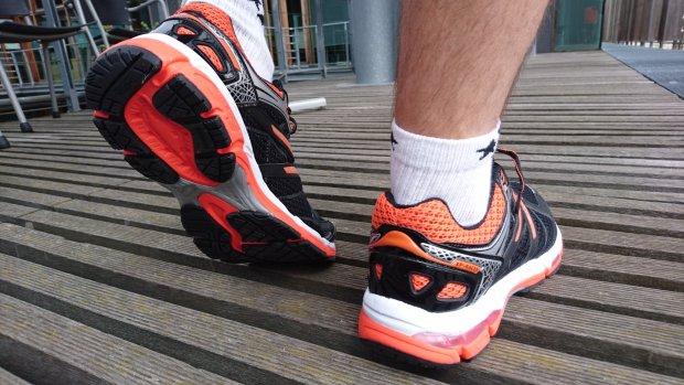 buty z lidla, sprzęt sportowy, tanie buty do biegania