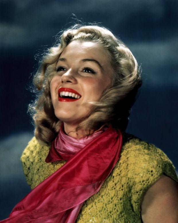 Marilyn Monroe in 1948