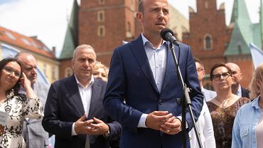 Borys Budka, były szef PO