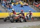 Pierwszy turniej quad speedwaya nie przyjął się w Opolu [ZDJĘCIA]