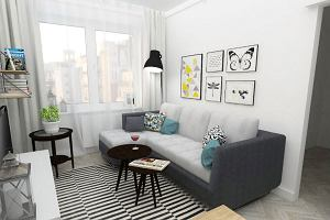 Jak optycznie powiększyć mieszkanie?