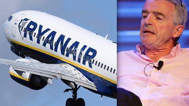 Michael O'Leary, prezes Ryanair