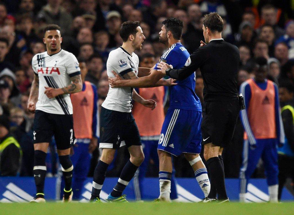 Chelsea - Tottenham 2:2. Ryan Mason i Diego Costa