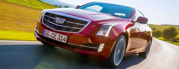 Cadillac ATS Coupe | Powrót do Europy